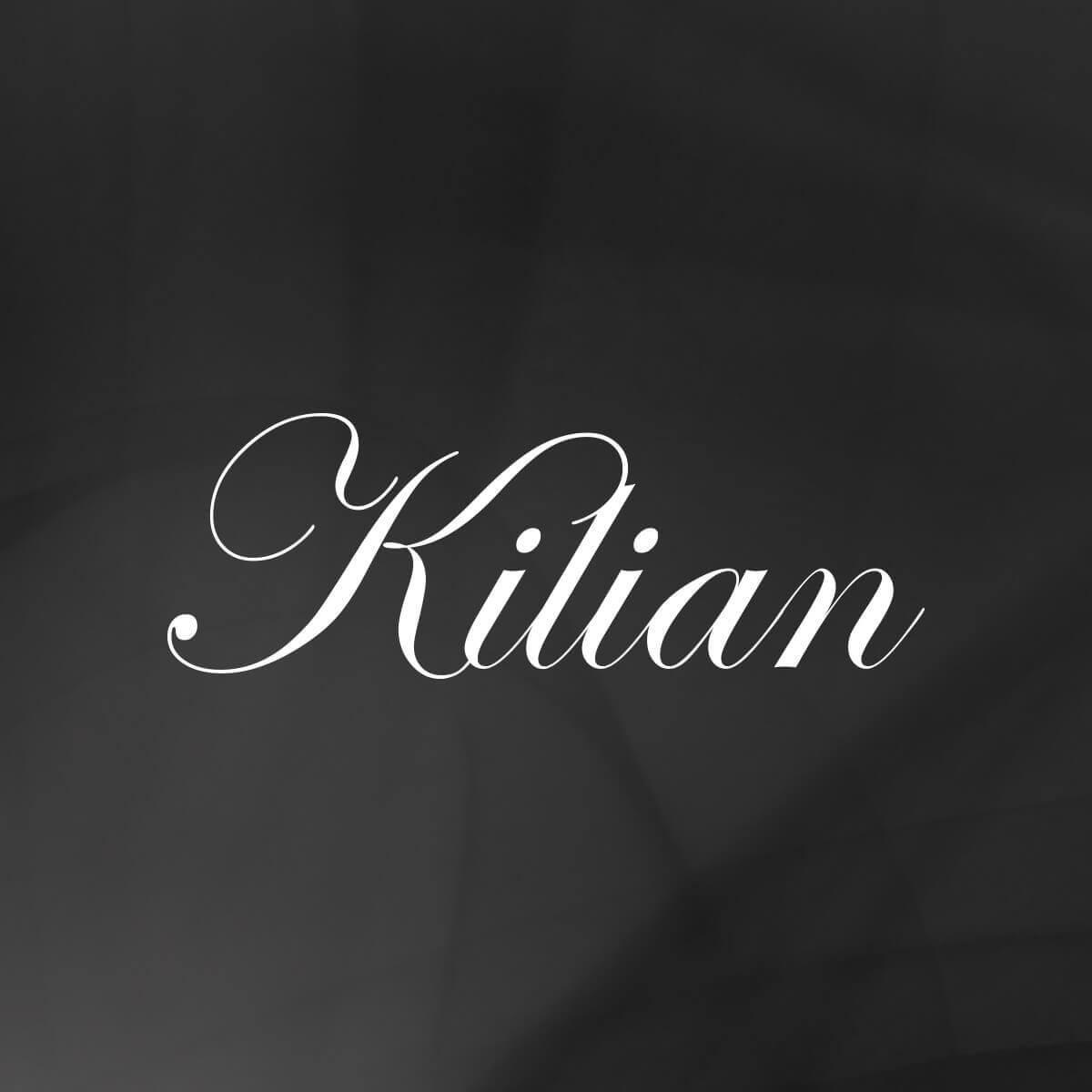 Kilian Website Redesign