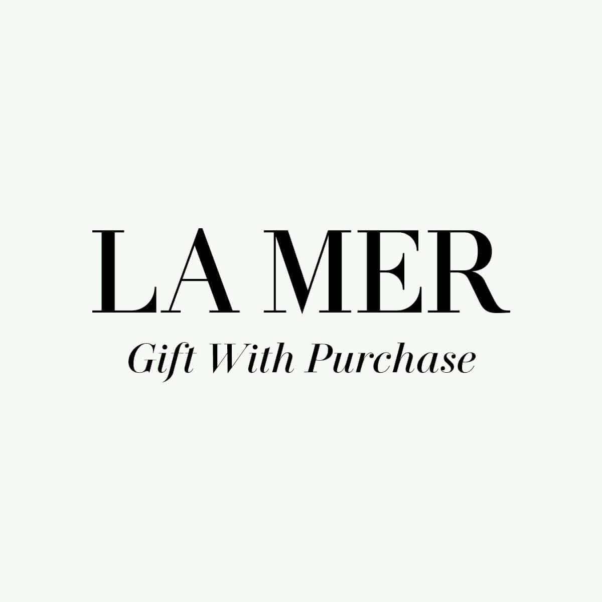 La Mer Gift with Purchase